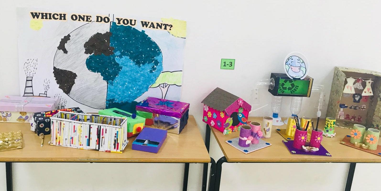 Environment Month Celebration - IQRA ENGLISH SCHOOL
